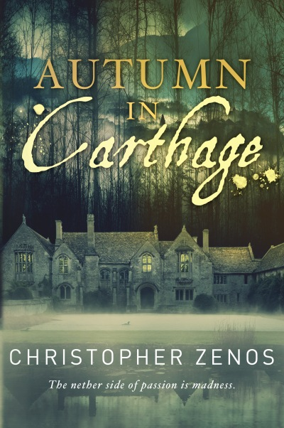 Autumn in Carthage Cover